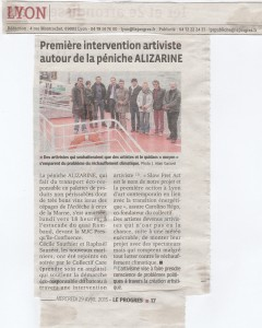 article Progrés 29 avril 2015